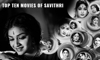Top Ten Movies of Savithri