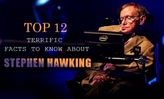 TOP 12 terrific facts to know about Stephen Hawking