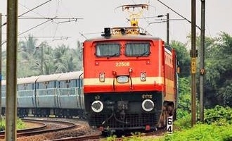 Train from Delhi goes wayward, reaches M.P. instead of Maharashtra!