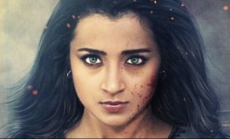 Release details of Trisha's next big movie here!