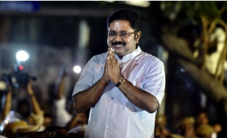 TTV Dhinakaran unveils party flag and name