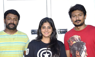 Udhayanidhi completes one more