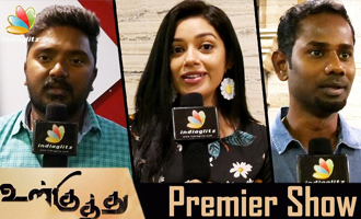 Celebs reaction to Ulkuthu Movie