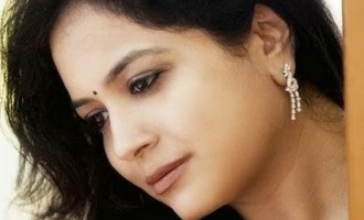 Singer Sunitha clarifies about second marriage