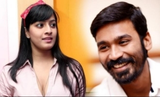 Varalakshmi Sarathkumar to use huge power against Dhanush