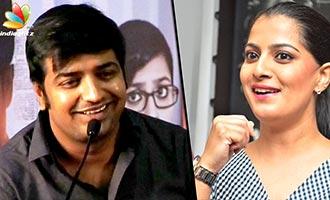 She's not Varalakshmi, she's VARATHA- lakshmi : Sathish Comedy Speech