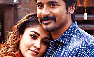 Sivakarthikeyan- Nayanthara begin shooting again