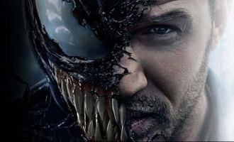 The slimy badass second trailer of 'Venom' is out