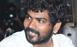 Vignesh Shivn does it for the first time in 'TSK'