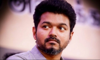 This veteran's fourth film with Thalapathy Vijay
