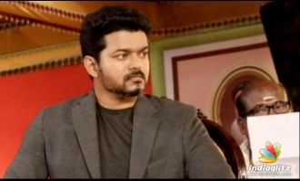 Vijay's role model in 'Sarkar' is the World's powerful Tamilian?