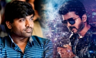 What Vijay Sethupathi thinks about Vijay smoking in 'Sarkar'