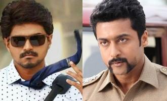 Directors confirm Vijay-Suriya clash