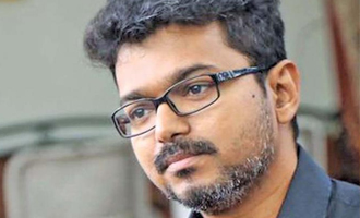 Vijay helps the family of his deceased co-star