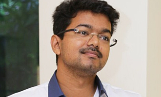 Proof for Vijay's financial aid for Editors Union