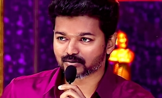 Thalapathy Vijay floors veteran actor