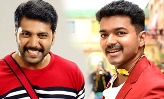 Ilayathalapathy Vijay-Jayam Ravi united by magic