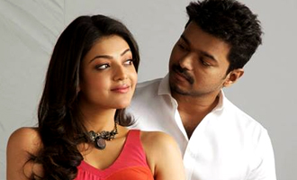 Vijay and Kajal to share same profession for the second time