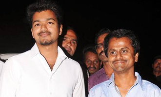 Thalapathy Vijay back as a 'Kaththi' like social crusader