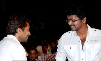 Vijay thanks Suriya for fulfilling his fan's wish