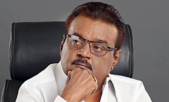 Vijayakanth breaks his silence about Kamal's political comments