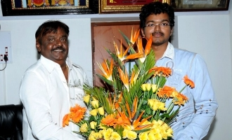 Captain Vijayakanth's huge contribution to Thalapathy Vijay's success