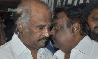 Vijayakanth's advice to Rajinikanth in politics