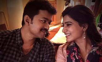 Samantha completes three with Vijay