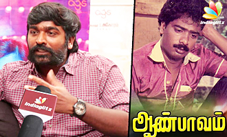 Aan Pavam - The most entertaining and intelligent script : Vijay Sethupathi