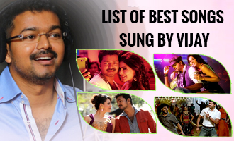 List of Best Songs Sung By Vijay
