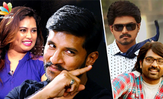 VIJAY stands for VICTORY in Kollywood : Vijay Yesudas Interview