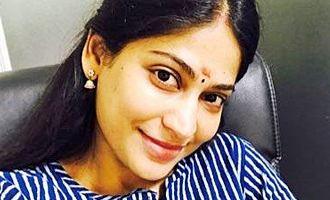 Its the most memorable day for actress Vijayalakshmi