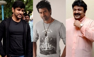 Prabhu and Soori join Vikram's next