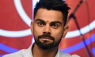 'King' Kohli appeals to Delhiites to use public transport to reduce pollution