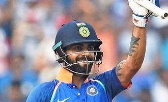 Virat's record-breaking century goes in vain as Kiwis upstage India
