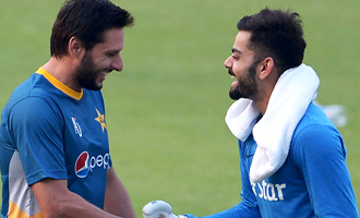 Shahid Afridi thanks Virat Kohli calling him Superstar