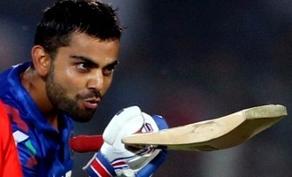 Kohli just a win away from ODI record
