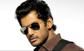 Here's Vishal's villain for 'Sandakozhi 2' !