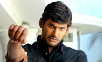Vishal gets angry over police action on Kamal Haasan