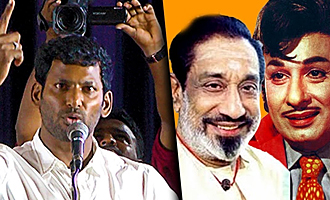 MGR and Sivaji's Spirit Protects Nadigar Sangam : Vishal Speech