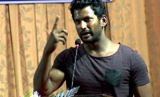 கந்துவட்டி கொடுமைக்கு இதுவே கடைசி பலியாக இருக்கட்டும்: விஷால்