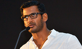 V stands for Vengeance : Vishal speech about V Music and GST