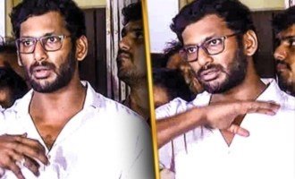Official: Producer Council strike called off : Vishal Speech