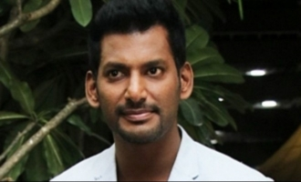 Vishal promises to do this for Simbu's 'AAA' producer