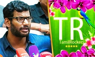 Vishal important speech at Producer Council meeting