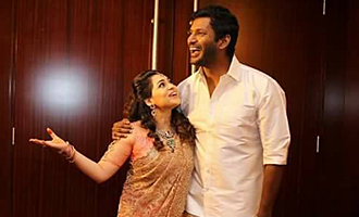 A grand wedding in Vishal's household