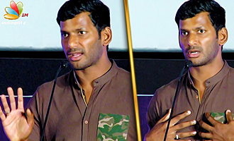I was in debt in real life too : Vishal Speech