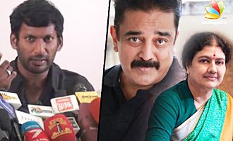 Kamal is bold & has rights to criticize politicians: Vishal