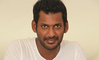 Vishal's next target is Television Channels