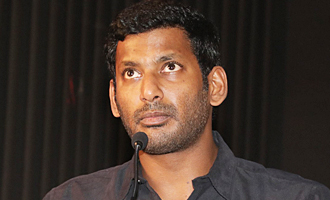 I know WHO & WHERE are Tamil Rockers : Vishal Speech